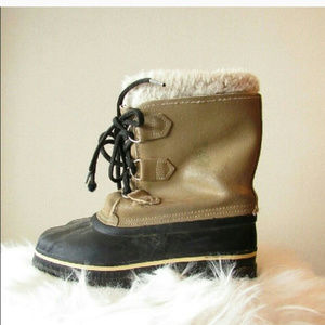 Sorel Duck Boots Winter Snow Boots Size 5